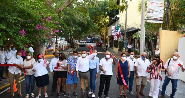 Desde hace 33 años no habían hecho nada, afirmó Presidente de colonia La Madera, Manfredo Amable Vega.