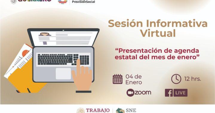 INICIA LA SECRETARÍA DEL TRABAJO EVENTOS VIRTUALES PARA GENERAR EMPLEO