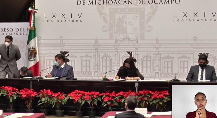 Diputados aprueban el uso obligatorio de cubrebocas en Michoacán; habrá multas si no se cumple