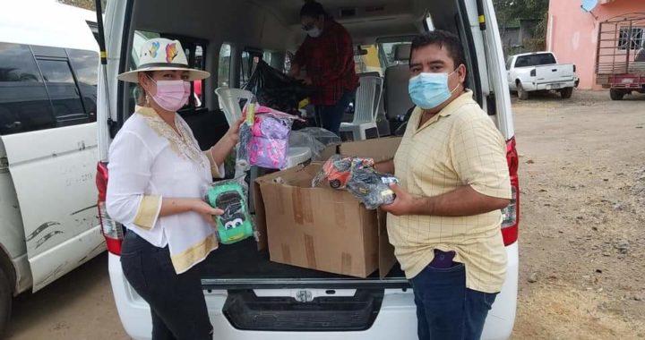 Caravana de Reyes recorre comunidades de La Unión