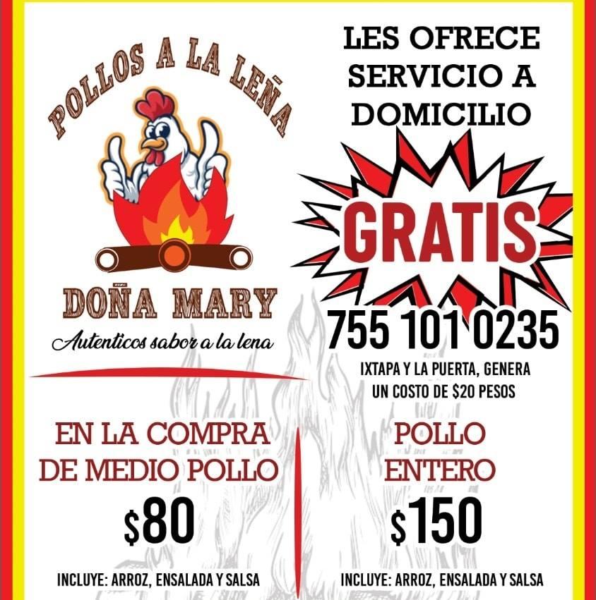 POLLOS ASADOS DOÑA MARY
