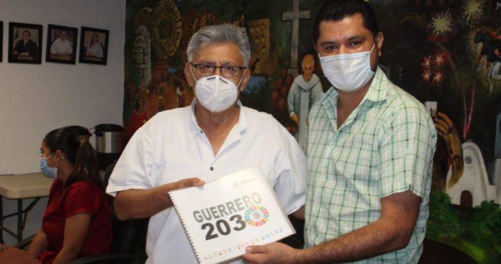 INSTALAN EN PETATLÁN EL CONSEJO MUNICIPAL DE LA AGENDA 2030 PARA EL DESARROLLO SOSTENIBLE.