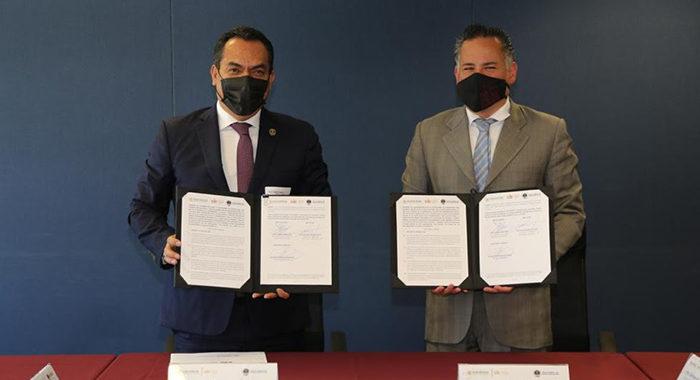 Le cierran paso al crimen: Michoacán y UIF acuerdan colaboración para evitar operaciones ilícitas