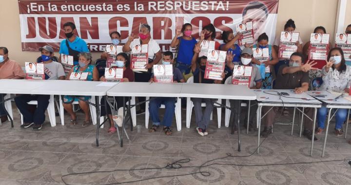 Piden comisarios y líderes sociales de Atoyac, manejo transparente de los recursos públicos