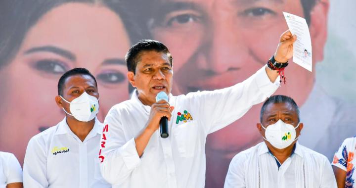 Programas de abasto suficiente de agua en Acapulco, anuncia Mario Moreno