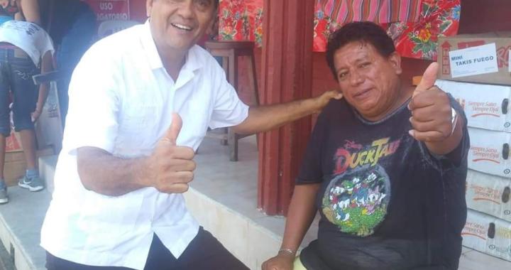 Llama exaspirante por el distrito local 08 a dar voto de castigo a Morena