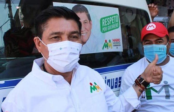 Reitera Mario Moreno trabajo a favor del transporte público