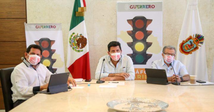 La salud es lo más importante, seguimos en la ruta para fortalecer operativos y medidas sanitarias: Héctor Astudillo