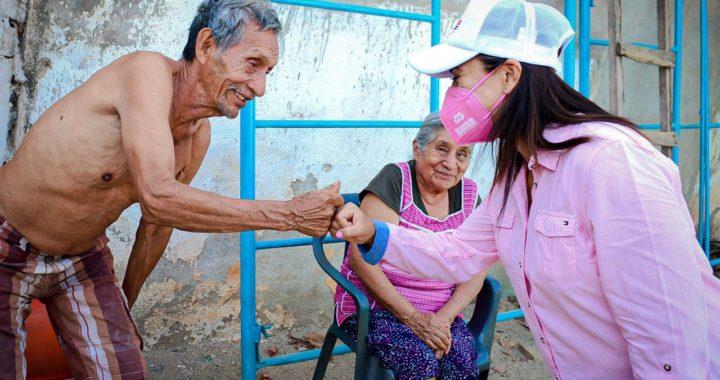 Vigilaré presupuesto asignado a salud: Graciela González Carlini