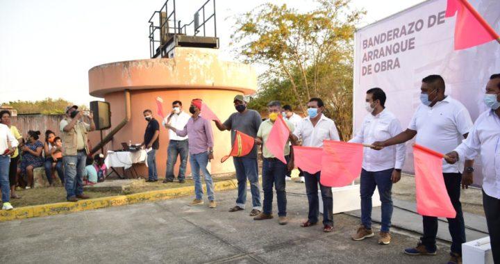 Autoridades municipales de Zihuatanejo y San José Ixtapa dan inicio a rehabilitación de Planta de Tratamiento