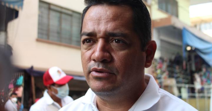 Asegura Ricardo Barrientos que buscará desde el Congreso federal la reactivación económica