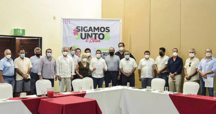 Asociación Mesa Cívica de Ixtapa Zihuatanejo respalda a Jorge Sánchez y propone propuestas de Seguridad