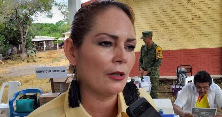 Rebeca Núñez se suma a campaña de apoyo a Mario Moreno