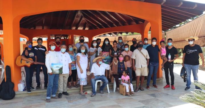 Piden creadores culturales a Josafat Nava como secretario de Cultura
