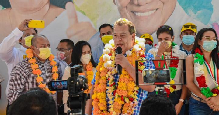 PRD y PRI aventajan a Morena por más de 200 mil votos: Ángel Aguirre Rivero