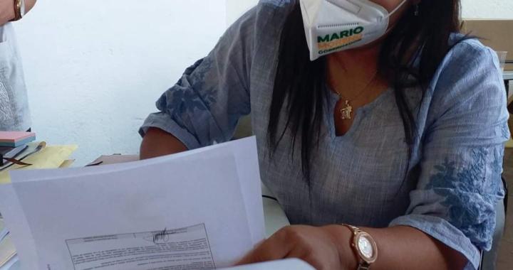 Queda finalmente Dehissy Coria como candidata del PRI-PRD a la alcaldía de Benito Juárez