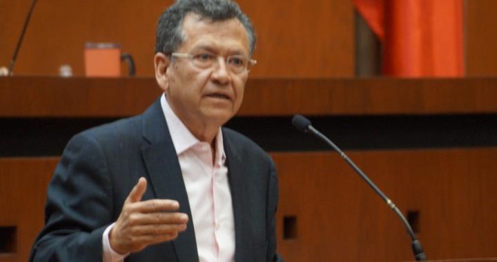 *Guerrero existe sin Félix Salgado; no es Dios, fustiga Héctor Apreza*