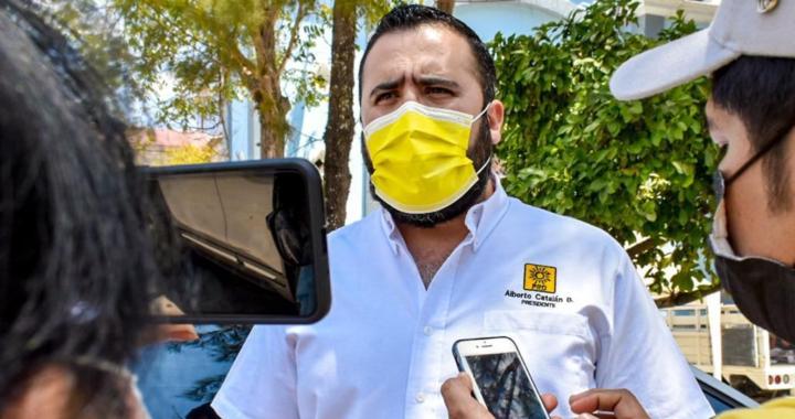 Intromisión de AMLO en elecciones de Guerrero es preocupante y ventajosa: Alberto Catalán