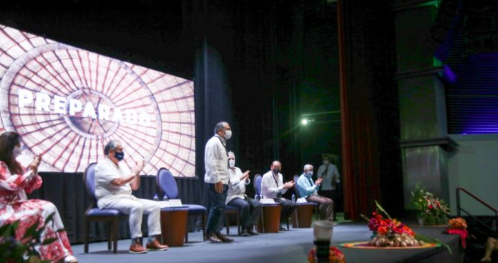 Inauguran el XXVII Congreso Nacional de la Industria de Turismo de Reuniones en Acapulco bajo estrictos protocolos sanitarios