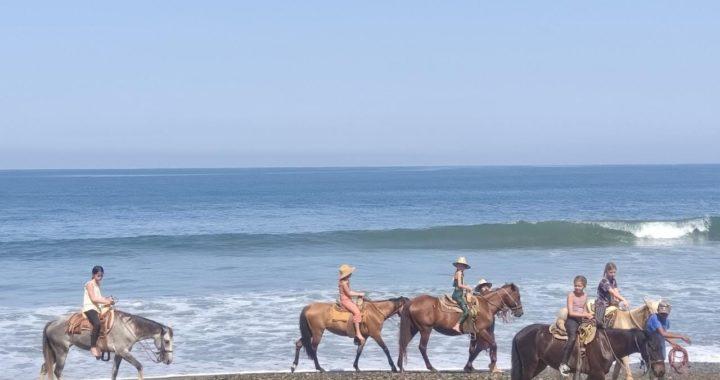 Con saldo blanco y aplicando acciones preventivas contra Covid-19, cierran periodo vacacional destinos de playa de La Unión