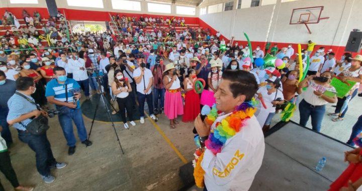 Vamos a ganar el 6 de junio por la gran experiencia que tenemos: Mario Moreno Arcos
