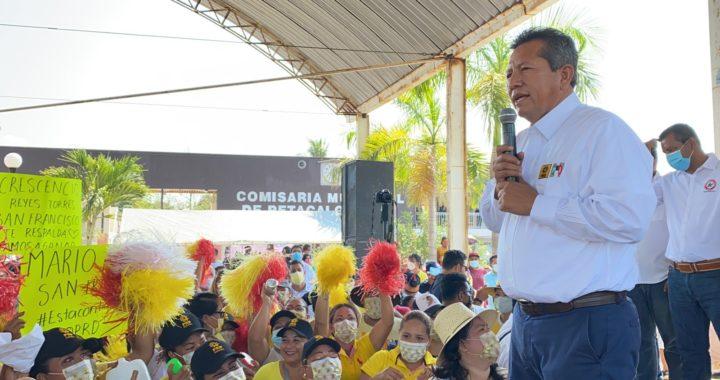 Nos unimos porque hay una situación difícil en Guerrero por recortes presupuestales: Carlos Reyes