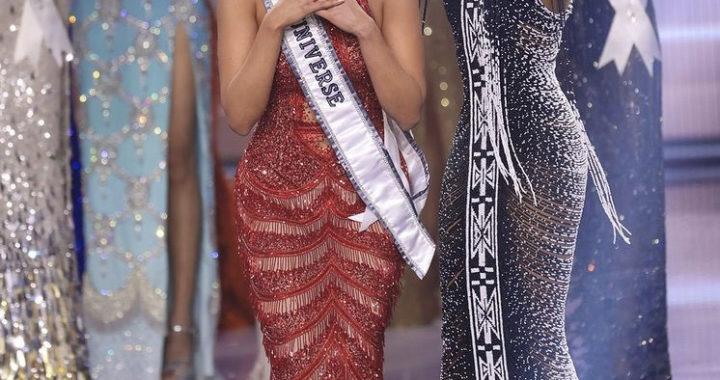 De Michoacán para el mundo: el vestido con el que ganó Andrea Meza, creación del diseñador Ivis Lenin