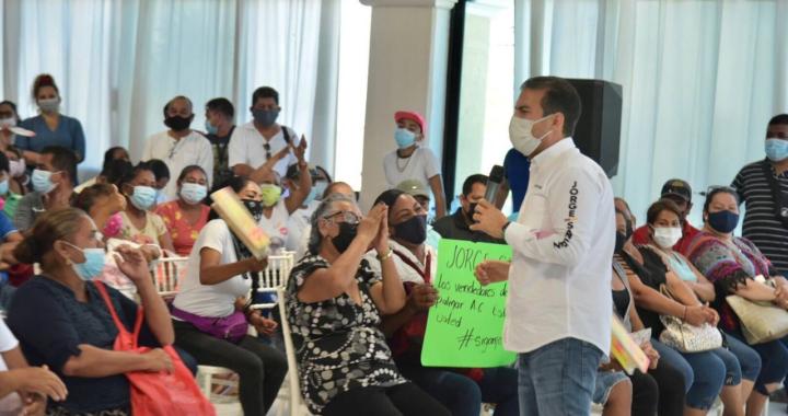 Este 6 de junio el presidente será Jorge Sánchez afirman Comerciantes.