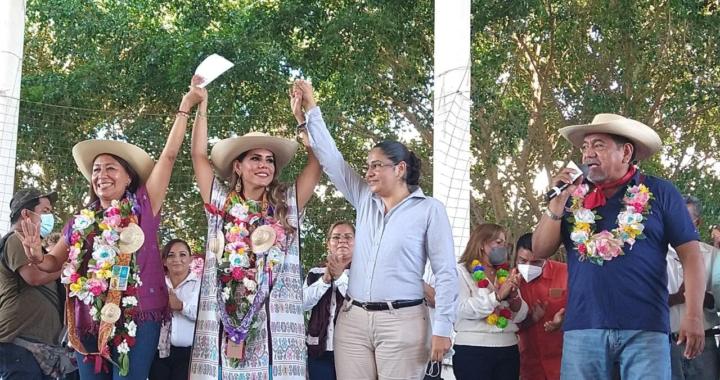 En unidad y fortalecida, va MORENA por la transformación verdadera de Zihuatanejo
