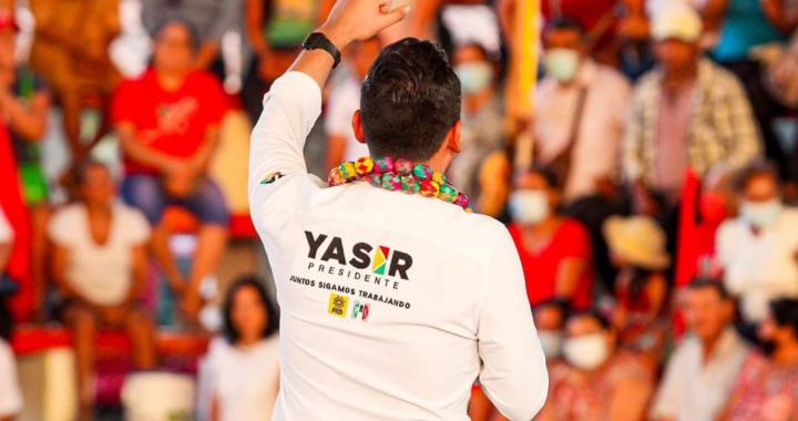 San Luis San Pedro respalda la candidatura de Yasir Deloya