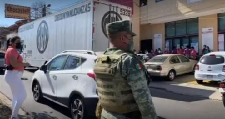 Traen a Zihuatanejo las boletas electorales y el material para las elecciones de junio
