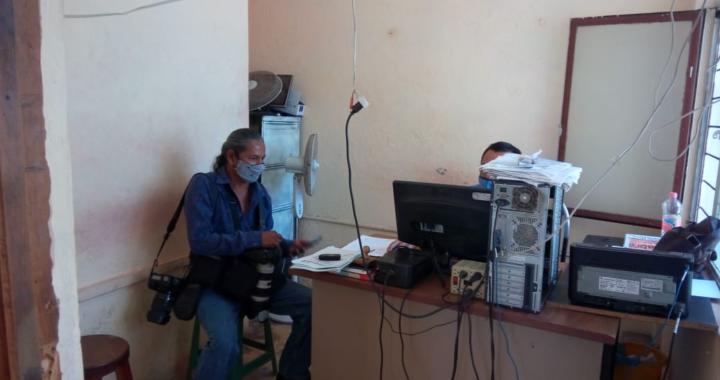 Denuncia fotoperiodista Berna Hernández amenazas de parte de candidato de Morena en Coyuca de Benítez