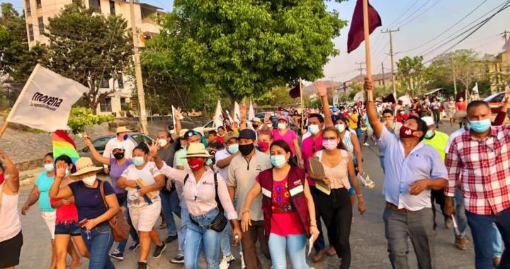 Un gobierno humano y cercano a la población, ofrece Maricarmen Cabrera
