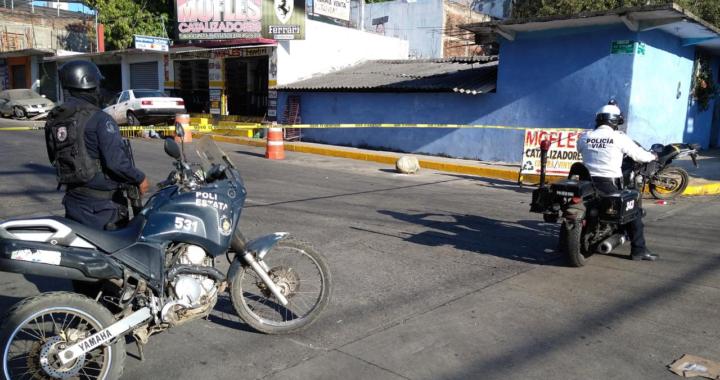 Arrojan cabezas humanas en las calles de la colonia Progreso de Acapulco