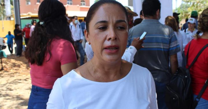 Pide Graciela González un voto razonado para diputada por el distrito local 11