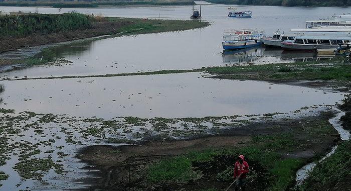 Se muere el Lago de Pátzcuaro y no hay planes para su rescate; puras promesas, denuncian