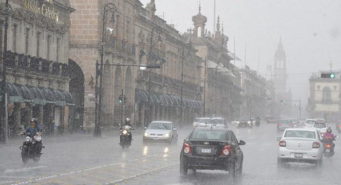 No bajes la guardia: las lluvias se mantendrán en Michoacán y gran parte del país, alerta la Conagua