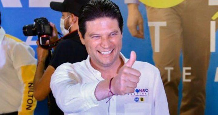 Arrebata Alfonso Martínez capital de Michoacán a Morena