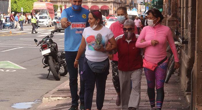 Michoacán acumula 64 mil 029 casos y 5 mil 817 muertes por COVID-19 en 15 meses de epidemia