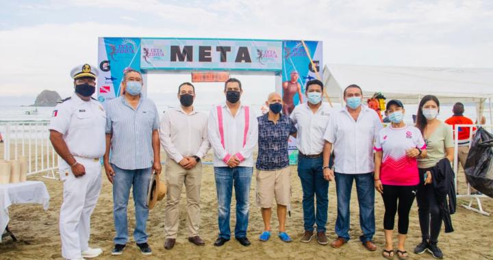 Fin de semana con Eventos Deportivos en Ixtapa Zihuatanejo