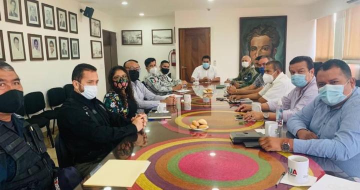 Se fortalece en Zihuatanejo esfuerzo gubernamental en tema de seguridad