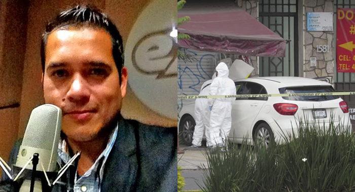 Periodista Abraham Mendoza es el fallecido en ataque a tiros en avenida Madero, en Morelia