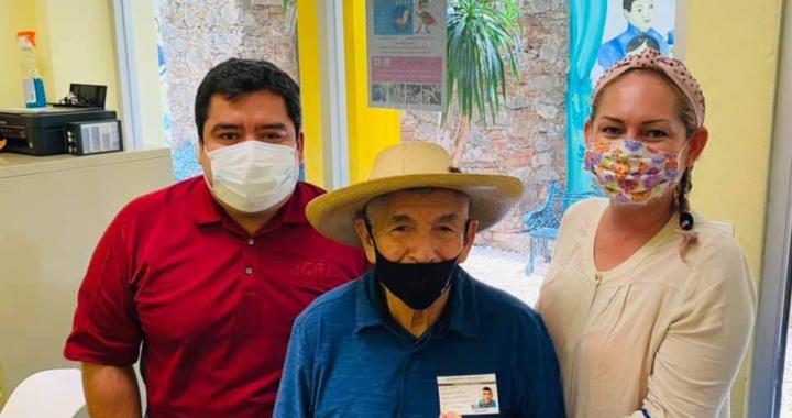 Presidenta del DIF Rebeca Núñez atiende población vulnerable