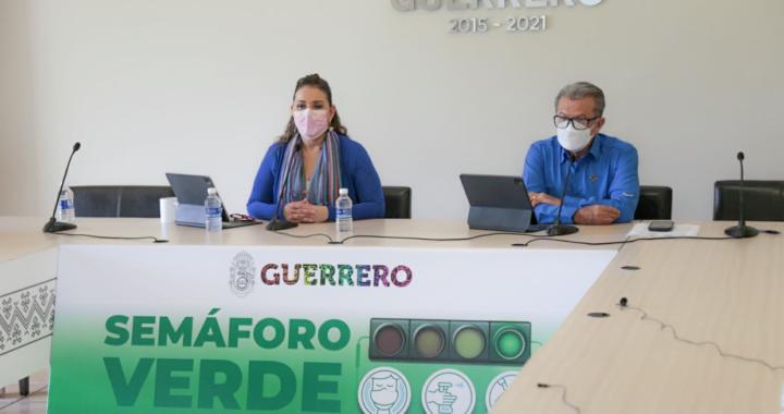 REITERA GOBIERNO DEL ESTADO LLAMADO A EXTREMAR MEDIDAS SANITARIAS PARA EVITAR REPUNTE DE COVID-19 EN GUERRERO