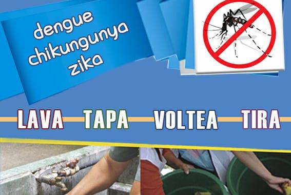 Llama SSG a población a colaborar en lucha contra Dengue, Chikungunya y Zika