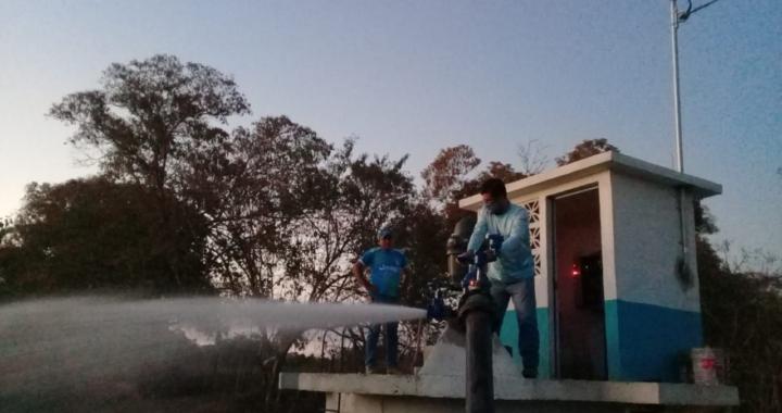 CAPAZ llama a cuidar el agua en recuperación de acuíferos por lluvias