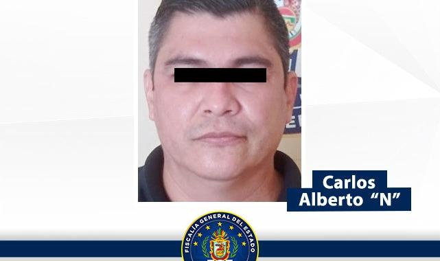 Fiscalía de Guerrero cumplimenta orden de aprehensión en contra de Carlos Alberto «N», por delito de abuso sexual a personas menores de edad en Acapulco.