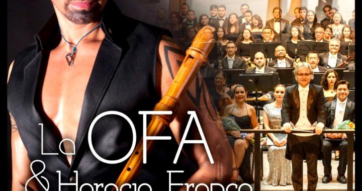 """PRESENTA LA FILARMÓNICA DE ACAPULCO SU NUEVO DISCO """"LA OFA & HORACIO FRANCO"""""""