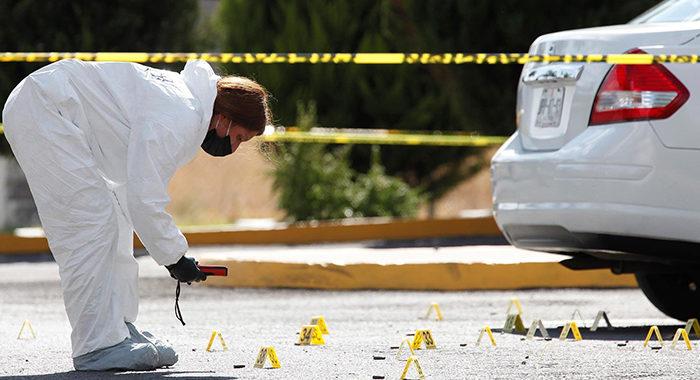 Al menos 15 estados, entre ellos Michoacán, están en foco rojo por delitos de crimen organizado
