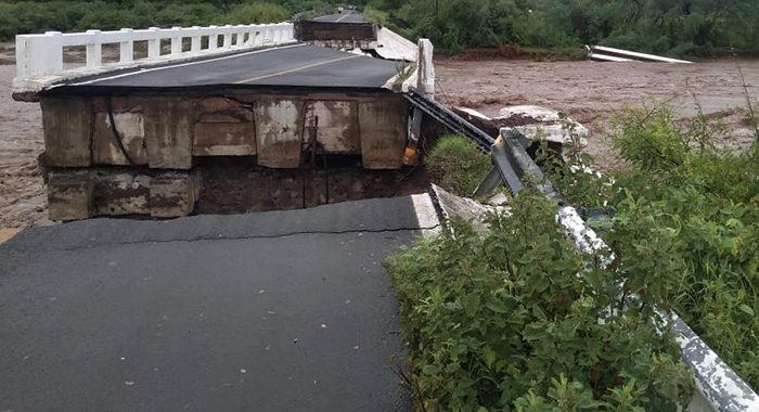 Solicitarán declaración de emergencia en 5 municipios de Michoacán tras daños de Nora